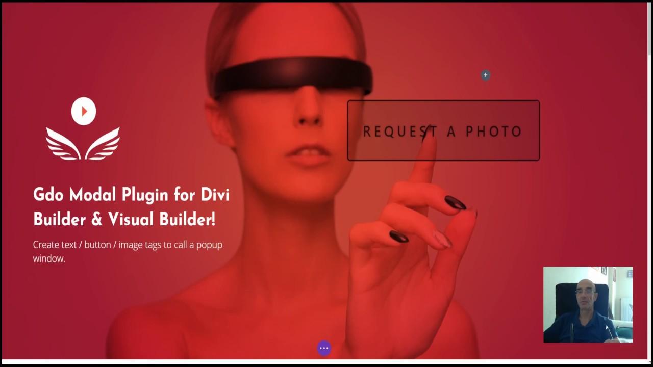 Gdo Modal Plugin for Divi Builder & Visual Builder!